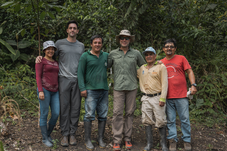 Amazon Reforestation Project